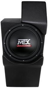 Picture of Fits 2007-2013 - Amplified 10 inch 200W RMS Vehicle Specific Custom Subwoofer Enclosure