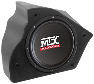 Picture of Fits 1993-2002 - Amplified 10 inch 200W RMS Vehicle Specific Custom Subwoofer Enclosure