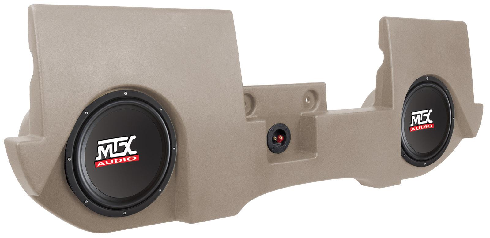 DRQC20AT-TN Thunderform Amplified Subwoofer Enclosure Dodge