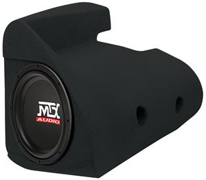 Picture of Dodge Neon Loaded 10 inch 200W RMS 4 Ohm Vehicle Specific Custom Subwoofer Enclosure