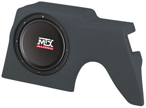 Picture of Ford Escape Amplified 12 inch 200W RMS Vehicle Specific Custom Subwoofer Enclosure