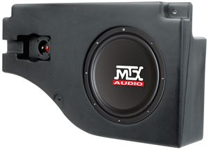 Picture of Fits 1997-2002 Loaded 10 inch 200W RMS 4 Ohm Vehicle Specific Custom Subwoofer Enclosure