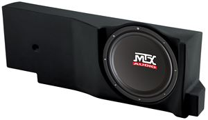 Picture of Ford F-150 Crew Cab/Extended Cab Loaded 12 inch 200W RMS 4 Ohm Vehicle Specific Custom Subwoofer Enclosure