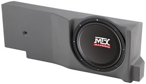 Picture of Ford F-150 Crew/Extended Cab 12 inch 200W RMS Vehicle Specific Custom Subwoofer Enclosure