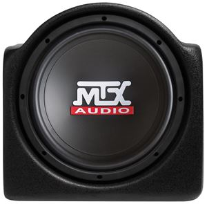 Picture of Ford Flex Amplified 10 inch 200W RMS Vehicle Specific Custom Subwoofer Enclosure
