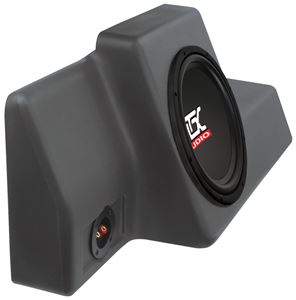 Picture of Ford Ranger Amplified 10 inch 200W RMS Vehicle Specific Custom Subwoofer Enclosure