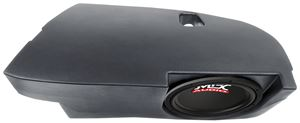 Picture of Fits 1998-2010 - Amplified 10 inch 200W RMS Vehicle Specific Custom Subwoofer Enclosure