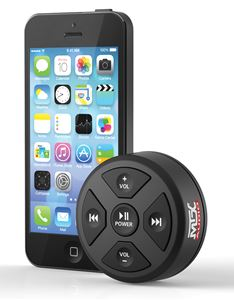 Picture of Universal Bluetooth Receiver and Remote Control