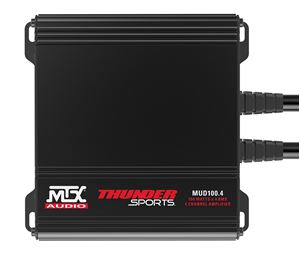 Picture of 400-Watt RMS 4-Channel Powersports Amplifier