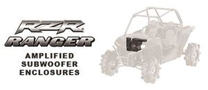 MTX Releases Polaris RZR & Ranger Amplified Subwoofer Enclosures