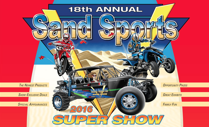 18th Annual Sand Sports Super Show