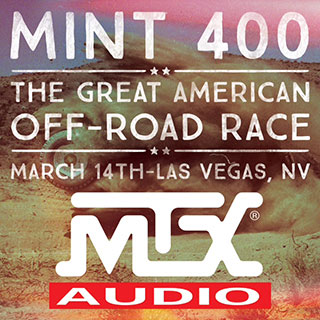 MTX at the 2015 Mint 400