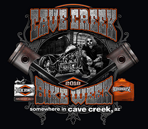 Cave Creek Bike Week 2018