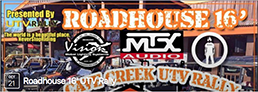 Roadhouse UTV Rally