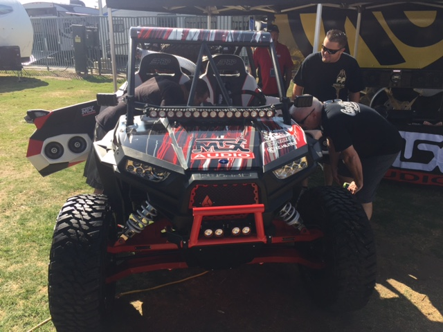 Checking out the RZR XP
