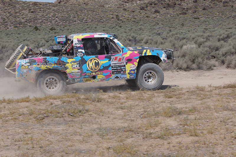 More Desert Racing with the #6066