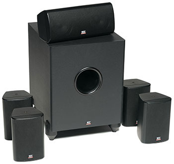 MTX HTB1 Home Theater In A Box