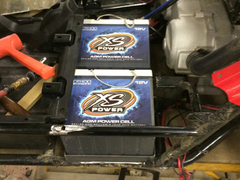 Dual Battery Install